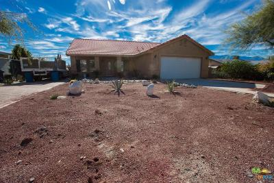 Desert Hot Springs Single Family Home For Sale: 65881 8th Street