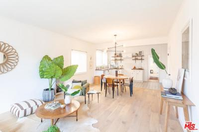 Condo/Townhouse Active Under Contract: 1224 North Hoover Street