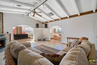 Desert Hot Springs Single Family Home For Sale: 21150 Hot Springs Road