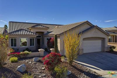 Palm Desert Single Family Home For Sale: 37271 Turnberry Isle Drive