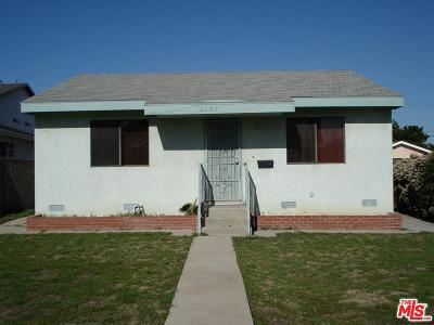 Los Angeles County Single Family Home For Sale