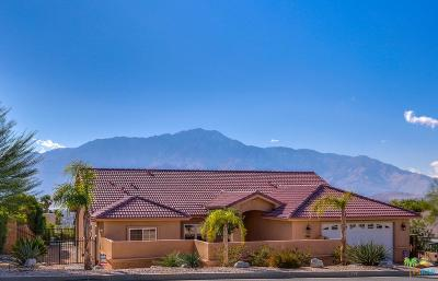 Desert Hot Springs Single Family Home For Sale: 66949 Casa Grande