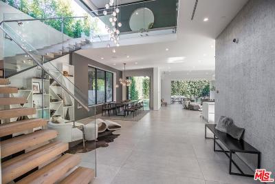 Single Family Home For Sale: 848 North Curson Avenue