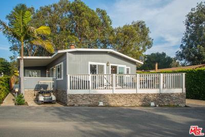 Los Angeles County Mobile Home For Sale: 211 Paradise Cove Road