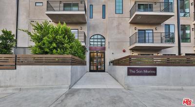 Condo/Townhouse For Sale: 3715 San Marino #302