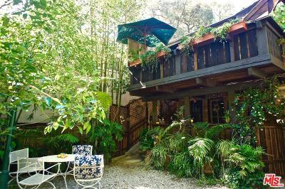 Beverly Hills Rental For Rent: 9853 Yoakum Drive