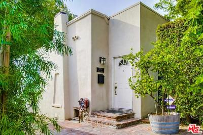 West Hollywood Single Family Home For Sale: 9020 Dicks Street