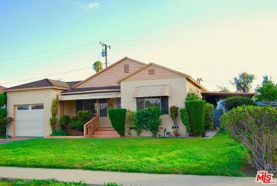 Compton Single Family Home For Sale: 1418 South Cliveden Avenue