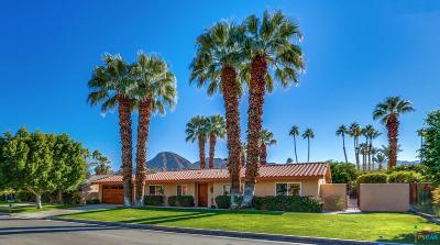 Palm Desert Single Family Home For Sale: 74901 Borrego Drive
