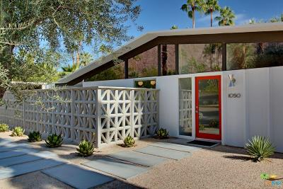 Palm Springs Single Family Home For Sale: 1050 North Rose Avenue