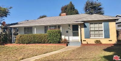 Single Family Home Sold: 8064 Altavan Avenue
