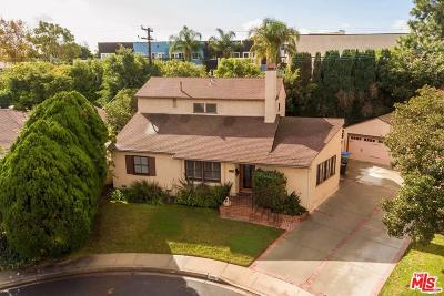 Culver City Single Family Home For Sale: 5169 Stevens Circle