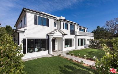 Pacific Palisades Single Family Home For Sale: 14601 Whitfield Avenue