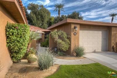 Rancho Mirage Condo/Townhouse For Sale: 83 Sunrise Drive