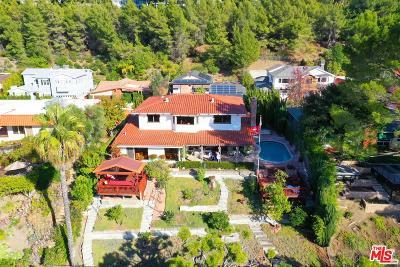 Los Angeles Single Family Home For Sale: 2527 La Condesa Drive