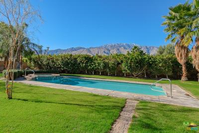 Palm Springs Single Family Home For Sale: 2333 North Farrell Drive