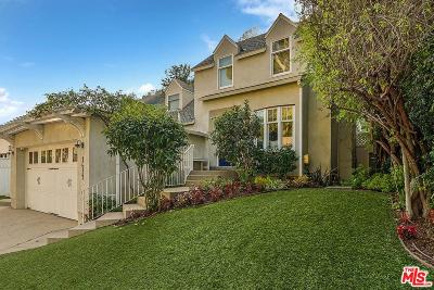 Beverly Hills Single Family Home For Sale: 1637 North Beverly Drive