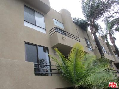 Los Angeles County Condo/Townhouse For Sale: 1420 North Stanley Avenue #104