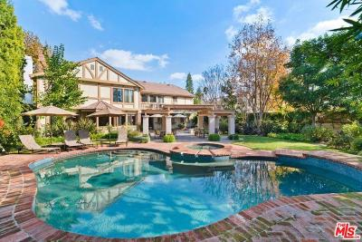Beverly Hills Single Family Home For Sale: 607 North Crescent Drive
