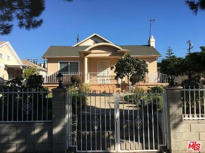 Los Angeles CA Single Family Home For Sale: $995,000