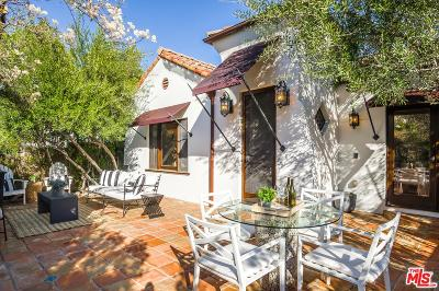 Single Family Home For Sale: 528 North Orange Drive