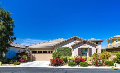 Cathedral City Single Family Home For Sale: 307 Via Napoli