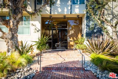 Playa Del Rey Condo/Townhouse Sold: 8163 Redlands Street #1
