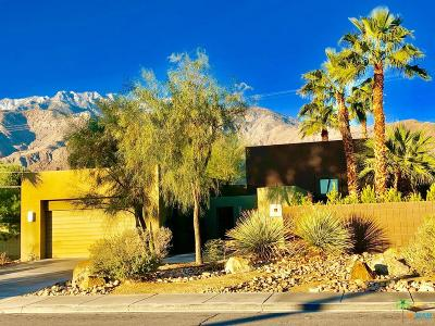 Palm Springs Single Family Home For Sale: 2683 North Via Miraleste