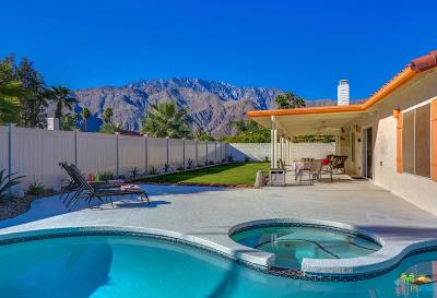 Palm Springs Single Family Home For Sale: 1271 East Del Paso Way