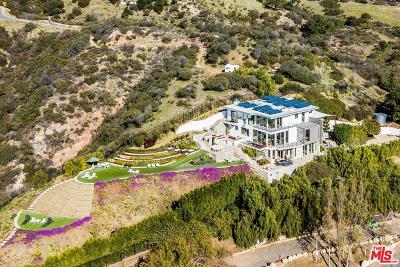 Topanga Single Family Home For Sale: 2915 Tuna Canyon Road