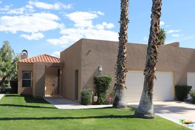 Rancho Mirage Condo/Townhouse For Sale: 37 Lake Shore Drive