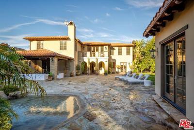Calabasas Single Family Home For Sale: 25330 Prado De Ambar