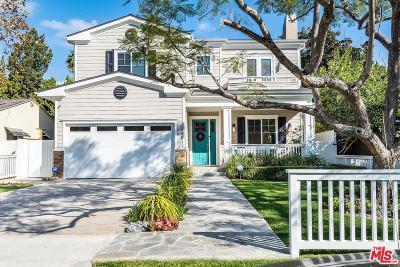 Los Angeles Single Family Home For Sale: 3568 Veteran Avenue