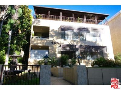 Beverly Hills Rental For Rent: 408 North Palm Drive #101