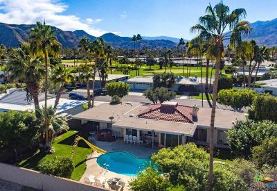 Palm Springs Single Family Home For Sale: 550 East Sierra Way