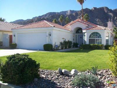 La Quinta Single Family Home For Sale: 51895 Avenida Alvarado