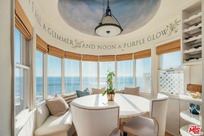 Malibu Single Family Home For Sale: 21416 Pacific Coast Highway