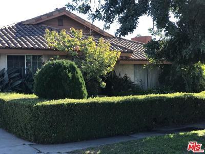 Compton Single Family Home For Sale: 1716 North Grandee Avenue
