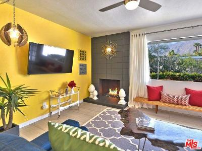 Palm Springs Single Family Home For Sale: 2466 North Girasol Avenue
