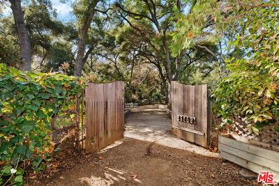 Calabasas Single Family Home For Sale: 25762 Dark Creek Road