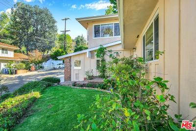 Sherman Oaks Single Family Home For Sale: 14838 Jadestone Drive