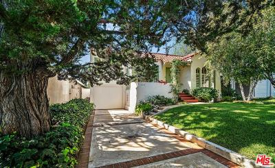Pacific Palisades Single Family Home For Sale: 1047 Galloway Street