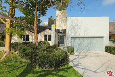 Los Angeles CA Single Family Home Active Under Contract: $1,925,000
