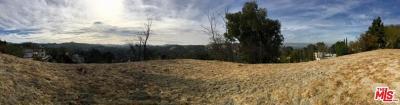 Woodland Hills Residential Lots & Land For Sale: 5015 Calatrana Drive