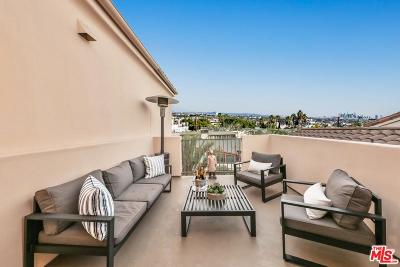 West Hollywood Condo/Townhouse For Sale: 851 North San Vicente #304