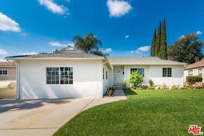 Granada Hills Single Family Home For Sale: 10349 Montgomery Avenue