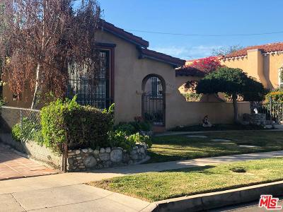 Beverlywood Vicinity (C09) Single Family Home For Sale: 8922 West 25th Street
