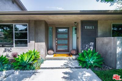Single Family Home For Sale: 11601 Dona Alicia Place