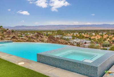 Palm Springs Single Family Home For Sale: 200 Ridge Mountain Drive