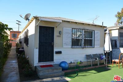 Residential Income Active Under Contract: 4227 South Centinela Avenue